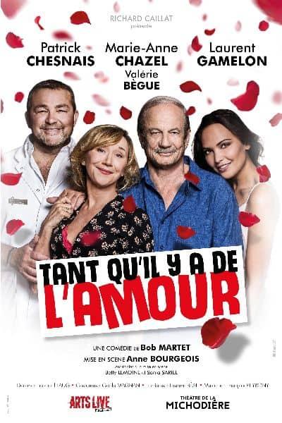 TANT QU'IL Y A DE L'AMOUR Nantes